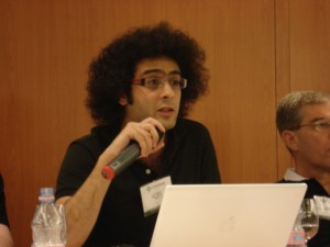Yazan Badran speaks about living with censorship in Syria